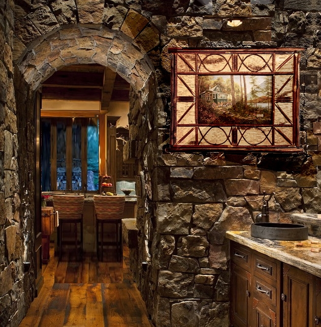 Commercial Applications From Adirondack Rustic Designs