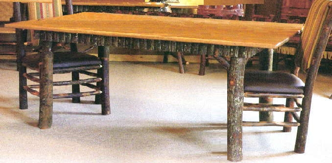 table 30 inches high. the lake placid ii dining table 72\ 30 inches high l