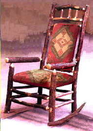 HICKORY Chairs from Adirondack Rustic Designs